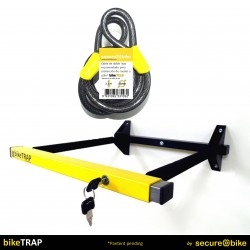 Pack bikeTRAP + Cable 12mm...