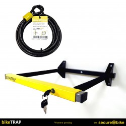 Pack bikeTRAP + Cable 8mm x...