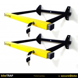 TWIN PACK: 2 bikeTRAP units...