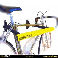 bikeTRAP: Bicycle wall rack...